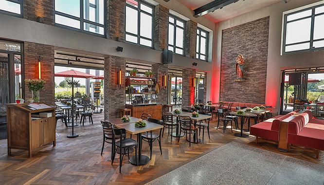 Restaurants L Osteria