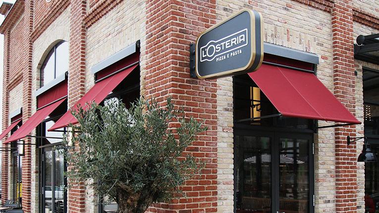 . Restaurants   L Osteria