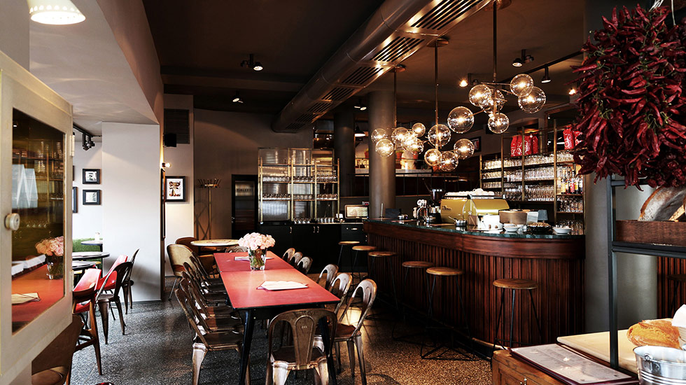 Restaurants - L'Osteria